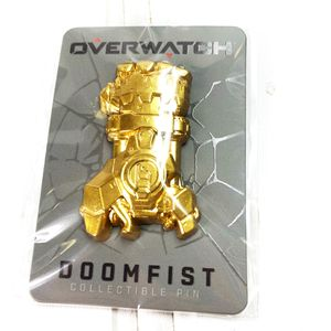 Blizzard blizzcon Overwatch Doomfist Pin Limited Edition for Sale in Annandale, VA
