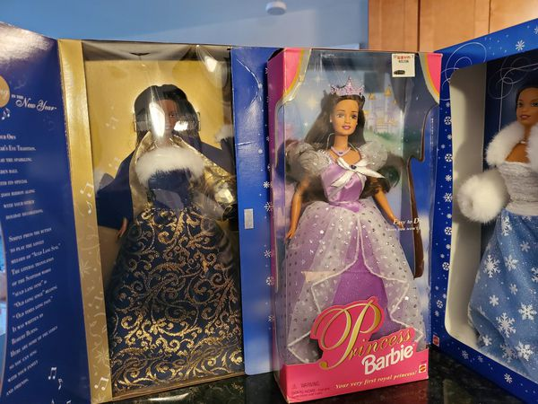 Black Barbie Collection