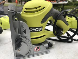 Ryobi biscuit joiner for Sale in Dallas, TX