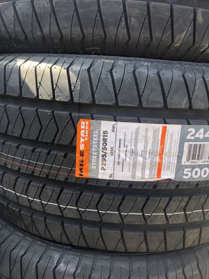 295/50/15 new tires for Sale in Perris, CA