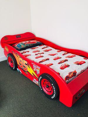 Lightning McQueen bed for Sale in Jacksonville, FL