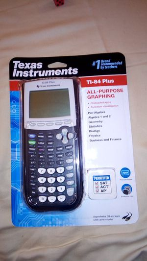 Texas instruments Ti-84 plus. Graphing calculator. for Sale in Union City, CA