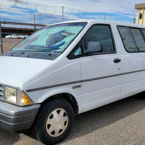 1996 Ford Aerostar Xlt for Sale in Denver, CO