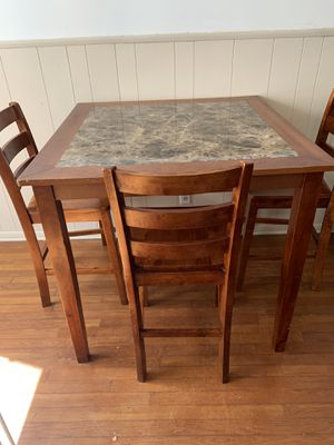 Table and 3 chairs for Sale in Middle River, MD