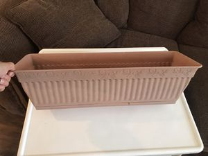 Long Planter Pot for Sale in Midland, TX
