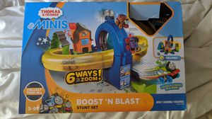 Thomas & Friends Minis - Boost 'N Blast Stunt Set for Sale in Stratford, CT