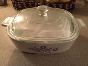 Blue cornflower corningware for Sale in Indian Shores, FL