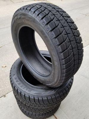 215 55 r16 Bridgestone Winter Tires for Sale in Chicago, IL