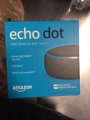 Alexa Echo Dot Speaker for Sale in Washington, DC