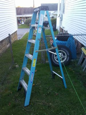 6ft step ladder for Sale in White Hall, WV