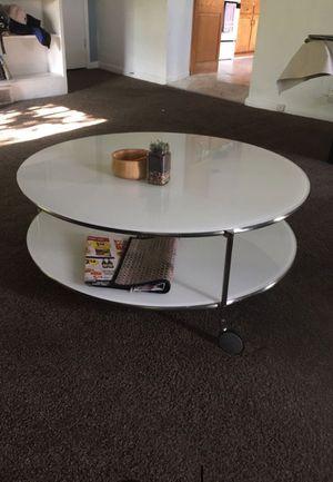 STRIND Glass IKEA coffee table for Sale in Salt Lake City, UT