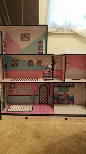 Lol doll house for Sale in Seattle, WA