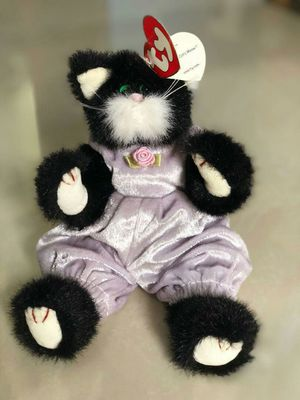 Ty Beanie Baby Purrcy for Sale in Fontana, CA