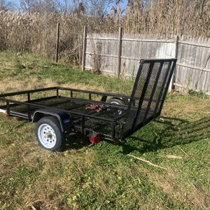 5x8 utility trailer for Sale in Branford, CT