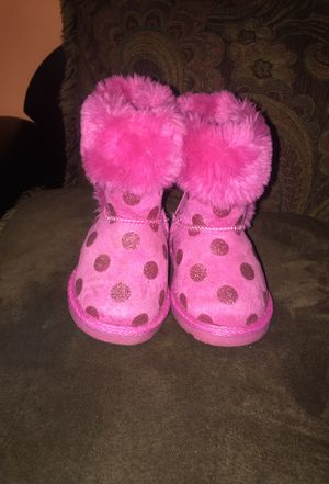 Girls boots size 5 tolders for Sale in Spartanburg, SC