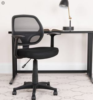New !! Executive chair, task chair, rolling chair, desk chair, office chair, mesh executive chair, office furniture , black for Sale in Phoenix, AZ