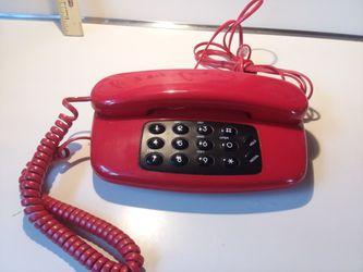 Vintage Ruby Phone for Sale in Berlin,  CT