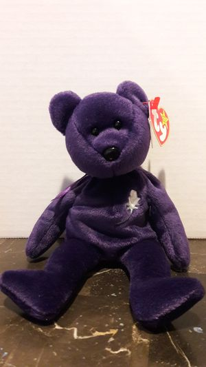 1997 first edition Princess Diana Beanie Baby for Sale in Surprise, AZ