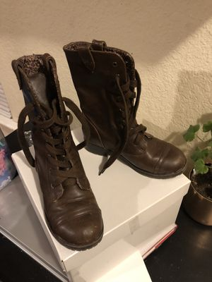 Girl's 13 boots for Sale in Marysville, WA