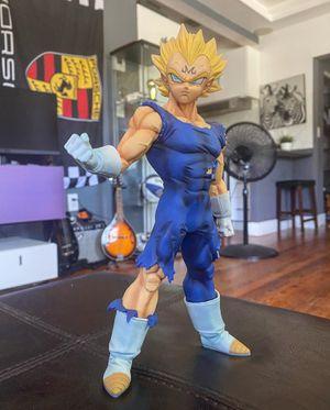 Impeccable MAJIN Super Vegeta Model DBZ Dragon Ball Z - Amazing Figure Statue for Sale in Miami Beach, FL