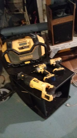 Dewalt 20v lithium for Sale in Sioux Falls, SD