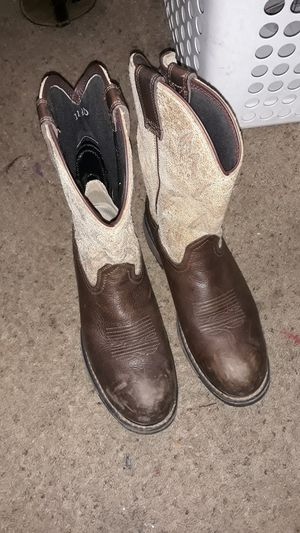 ARIAT WORK BOOTS for Sale in Chula Vista, CA