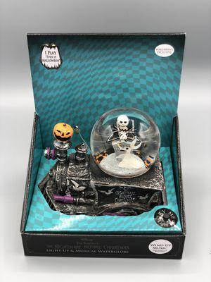 Nightmare Before Christmas Musical Snow Globe for Sale in Las Vegas, NV