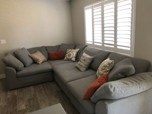 Reversible Lounger Sectional Sofa for Sale in Phoenix, AZ