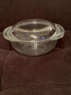 "Pyrex Glass Bowl & Lid—6.5"" for Sale in Vienna, VA"