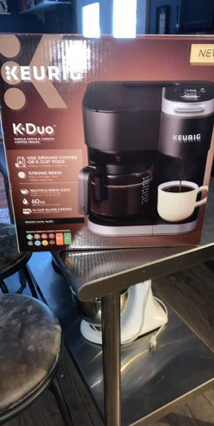 Keurig K-Duo coffee maker for Sale in Mill Creek, WA