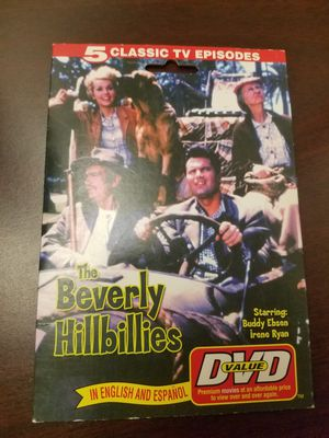 Beverly Hillbillies Classic Episodes DVD for Sale in Sanatoga, PA