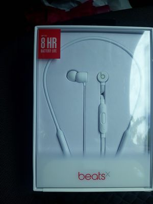 BEATS WIRELESS. BRAND NEW. ORIGINAL PRICE $109. 00 . NUEVO DE PAQUETE. PRECIO ORIGINAL $109.00 for Sale in Miami, FL
