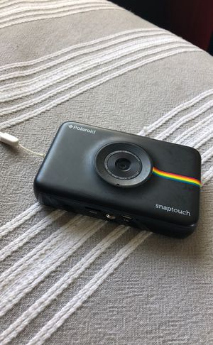 POLAROID SNAPTOUCH INSTANT PRINT CAMERA for Sale in Covina, CA