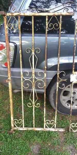 Antique wrought iron gates for Sale in Tampa, FL