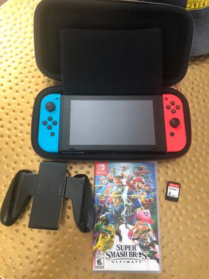 Nintendo switch can be modded for Sale in San Diego, CA