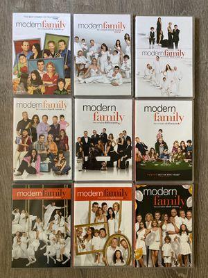 Modern Family Seasons 1-9 for Sale in Huntington Beach, CA