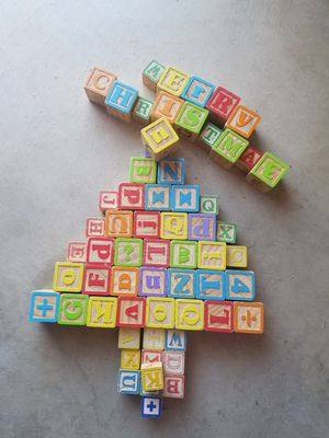 Some old, some not so old bag of blocks for Sale in Phoenix, AZ