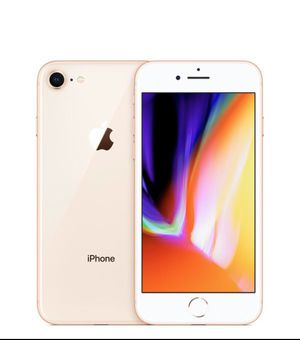 IPHONE 8 GOLD TMUS Factory Unlovked 64 GB for Sale in Troy, MI