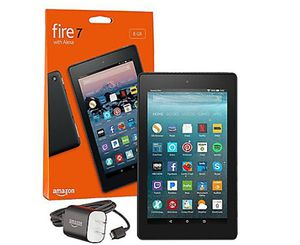 Blue Amazon Kindle Fire 7 for Sale in Ogden, UT