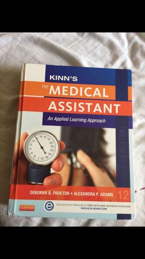 *Universal Kinns Medical Assisting textbook for Sale in Fresno, CA
