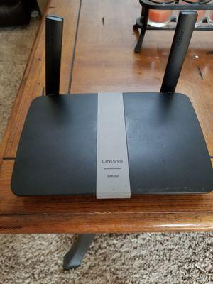 Linksys wireless router for Sale in Glendale, AZ