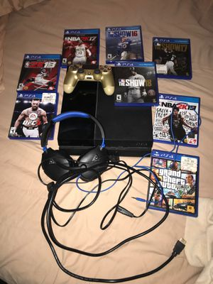 PS4 for Sale in Providence, RI