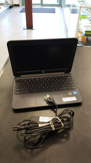 Hewlett Packard chromebook for Sale in Phoenix, AZ