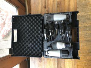 Samson 8kit drum microphone set for Sale in Fremont, CA