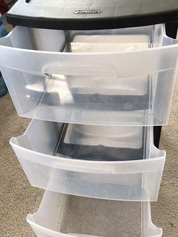 Storage Drawer Cart for Sale in Wayne,  PA