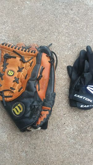 Soft ball glove and gloves for Sale in Round Rock, TX