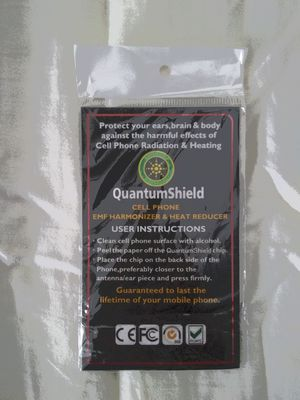 Quantum Shield for cell phone protection for Sale in Leominster, MA