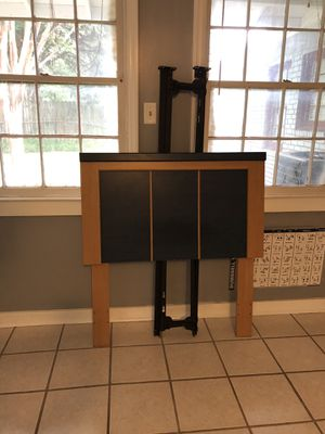 Twin Size Bedframe and Headboard for Sale in Warner Robins, GA