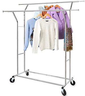 PROFESSIONAL CLOTHING RACK for Sale in Avon Park, FL