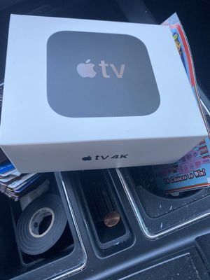 Apple tv 4k 32 g for Sale in Garland, TX